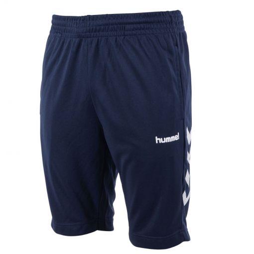 Hummel Autentic Trainings Short - Blauw