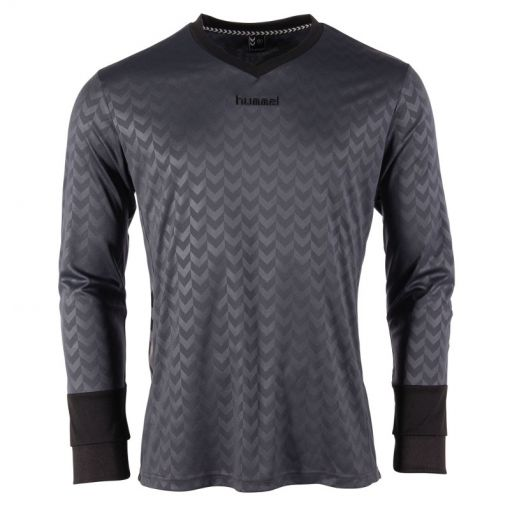 Hummel keepershirt Hannover - 9060 Anthra/Black