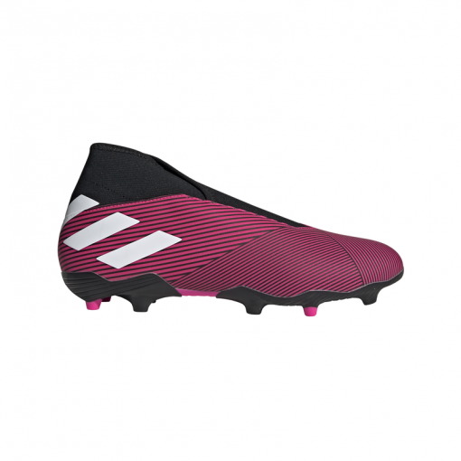 Adidas voetbalschoen Nemeziz 19.3 LL FG - SHOPNK/FTWWHT/CBL SHOPNK/FTWWH