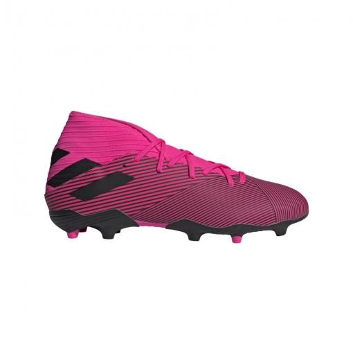 Adidas voetbalschoen Nemeziz 19.3 FG - SHOPNK/CBLACK/SHO SHOPNK/CBLAC
