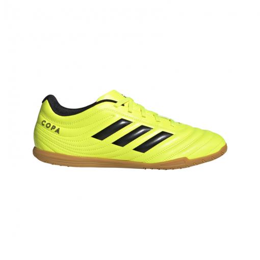 Adidas zaalvoetbalschoen Copa 19.4 IN - geel