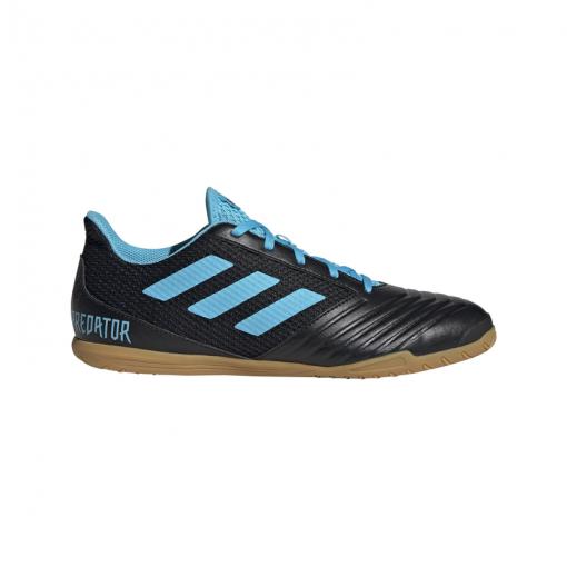 Adidas zaalvoetbalschoen Predator 19.4 In Sala - CBLACK/BRCYAN/SYE CBLACK/BRCYA