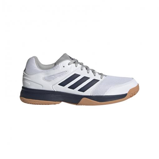 Adidas heren indoorschoen Speedcourt M - FTWWHT/CONAVY/GUM FTWWHT/CONAV