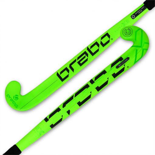 Brabo hockeystick Elite X-3 CC - Multi