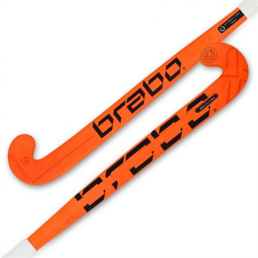 Brabo hockeystick Elite X-4 LB II - Multi