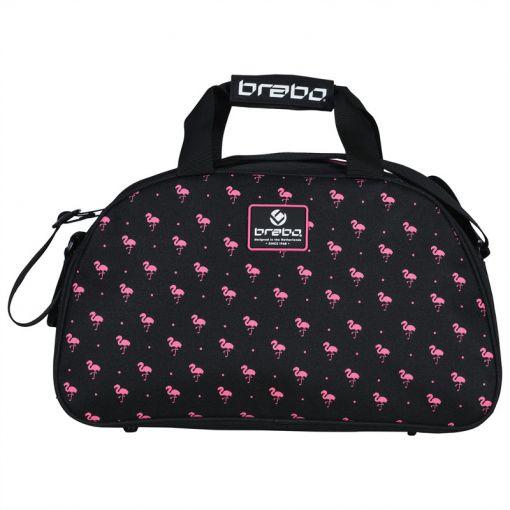 Brabo hockey tas Flamingo - Zwart