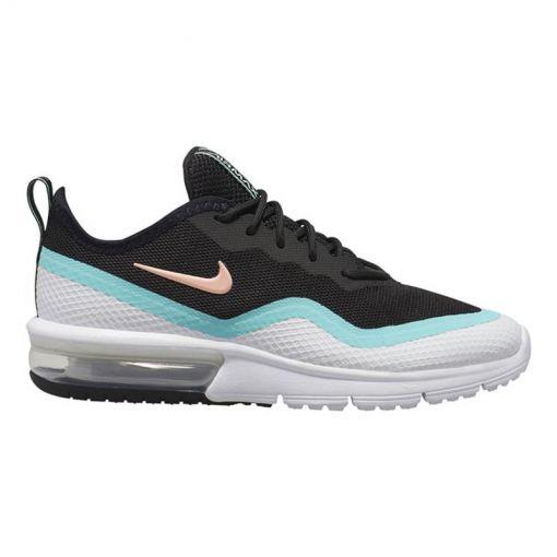 Nike dames schoen Air Max Sequent 4.5 - Zwart