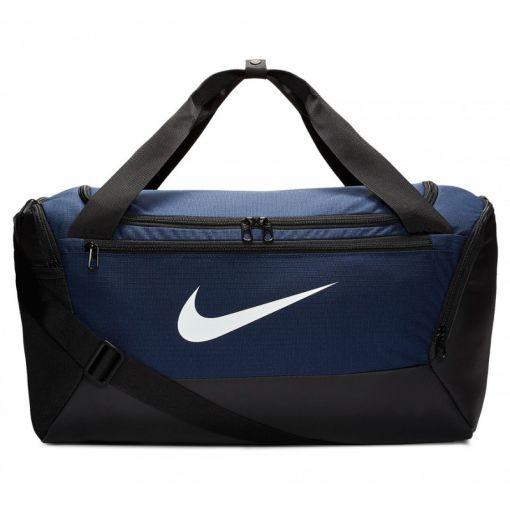 Nike sporttas Brasilia Training - Navy