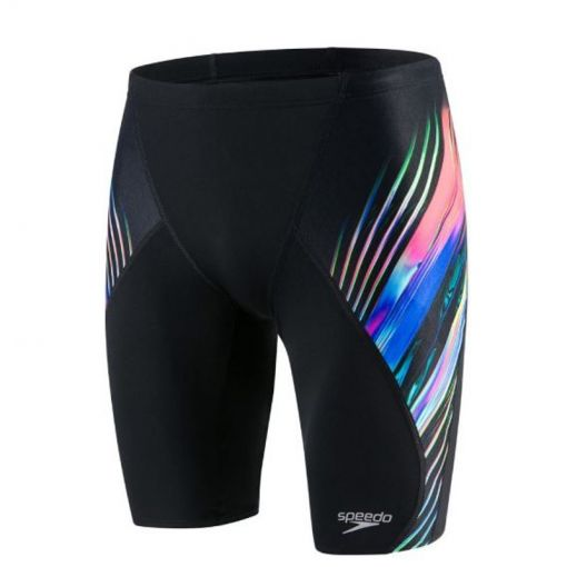Speedo zwembroek End Placeme Dig V Jammer - D189 Bla/Red