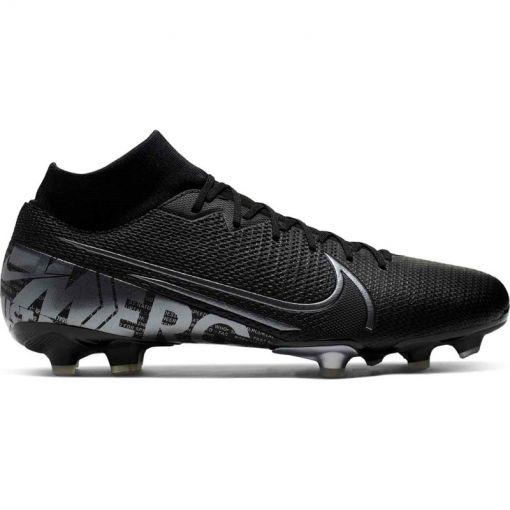 Nike voetbalschoen Superfly 7 Academy FG/MG - Zwart