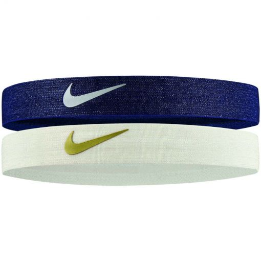 Shine Headbands 2P - Gol/Blu/Sil