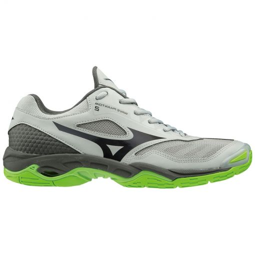 Mizuno heren indoorschoen Wave Phantom 2 - Grijs