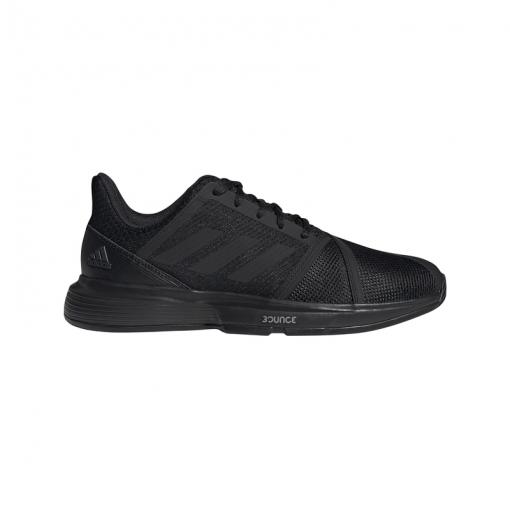 Adidas heren tennisschoenen Courtjam Bounce M - Zwart