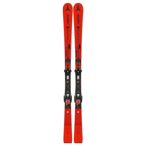 Atomic senior ski Redster S9+X12 TL GW - Zwart