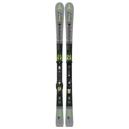 Atomic senior ski Redster X9 WB+X 12 TL GW - Zwart