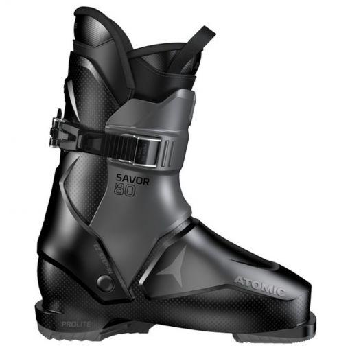 Atomic heren skischoen Savor 80 - Zwart