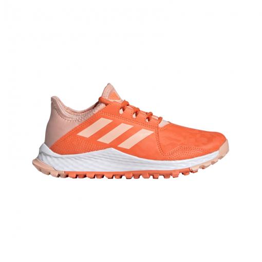 Adidas junior hockeyschoen Youngstar - Coral/Pink