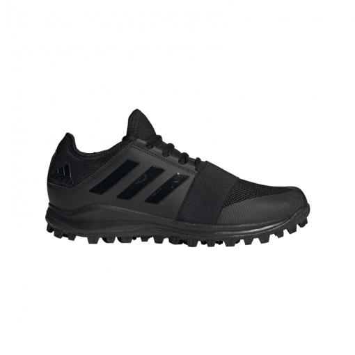 Adidas heren hockeyschoen Divox 1.9S - Zwart