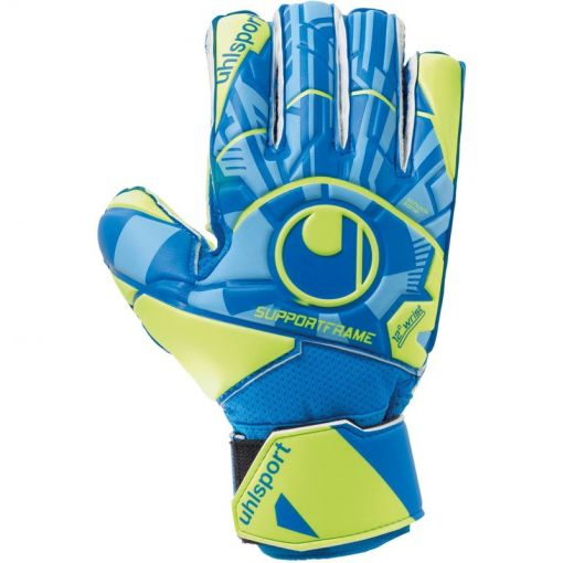 Uhlsport junior keepershandschoen Radar Control - Blauw