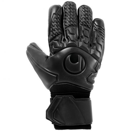 Uhlsport keepershandschoen Comfort Absolutgrip HN - Zwart