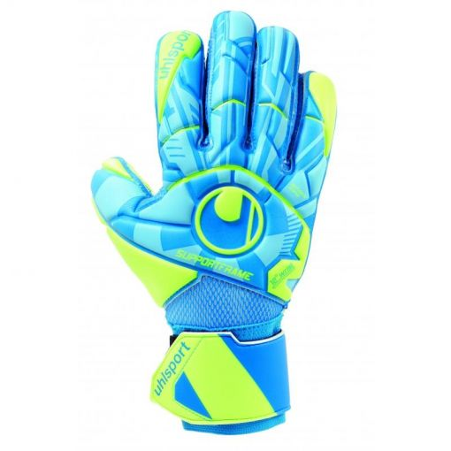 Uhlsport keepershandschoen Radar Control Soft SF - Blauw
