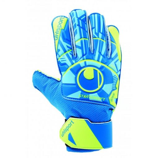Uhlsport keepershandschoen Radar Control Starter S - Blauw