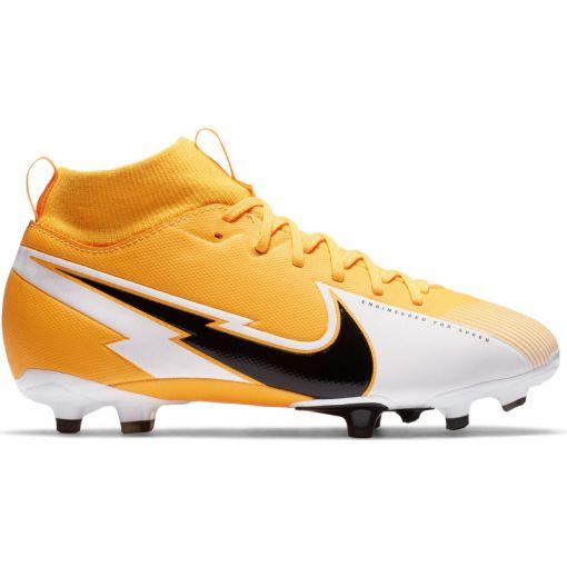Nike junior voetbalschoen Superfly 7 Academy - 801 Laser Orange/Black