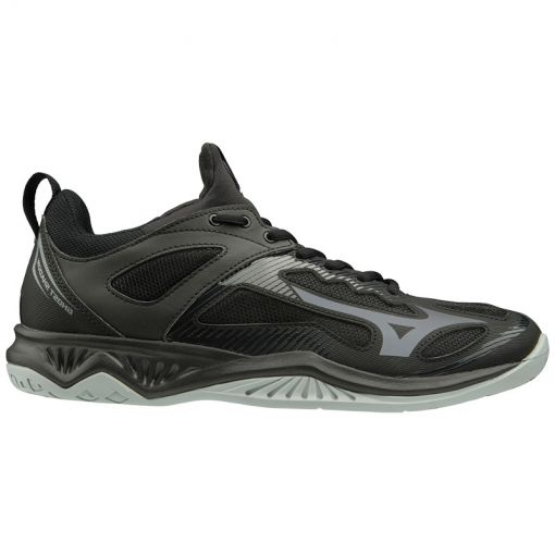 Mizuno heren indoorschoenen Ghost Shadow - Zwart