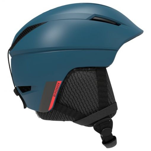 Salomon senior ski helm Pioneer - Macocann Blue