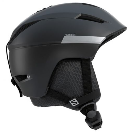 Salomon senior ski helm Pioneer X - Zwart