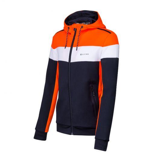 Sjeng Sports heren tennis vest Sid - O035 blaze orange