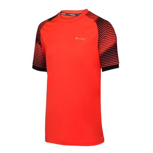 Sjeng Sports heren t-shirt Timon - O035 blaze orange