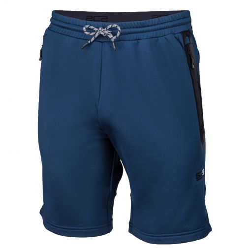 Sjeng Sports heren tennis short Rex - N092 deep ocean