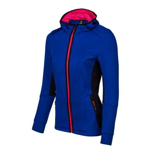 Sjeng Sports dames tennis vest Saira - blauw