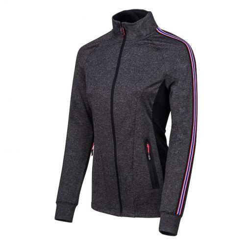 Sjeng Sports dames tennis vest Sammy Plus size - G357 volcano melange