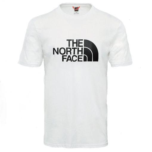 The North Face heren t-shirt M S/s Easy Tee - FN4 Tnf White