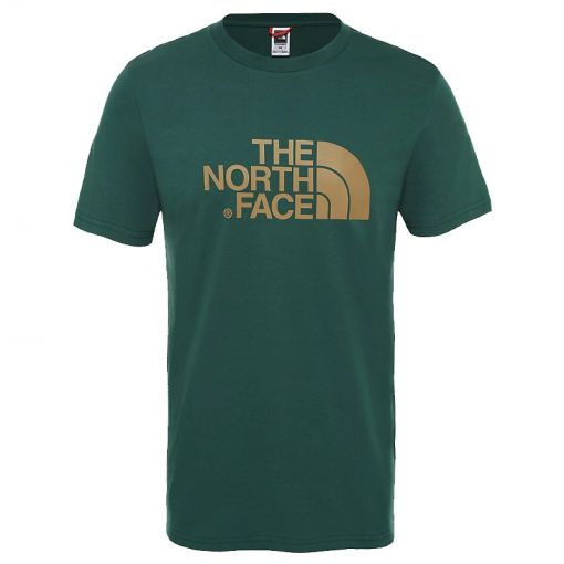 The North Face heren t-shirt M S/s Easy Tee - N3P Green