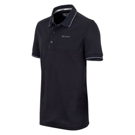 Sjeng Sports heren tennis polo Grand - Navy