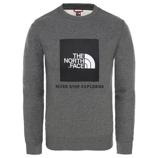The North Face junior sweater Box Crew - JBV Tnfmdgyhtr