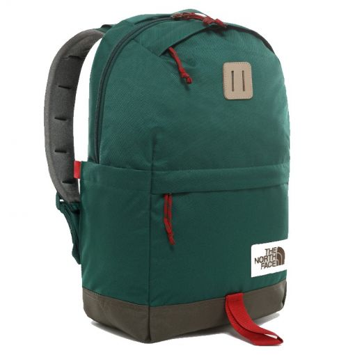 The North face rugzak Daypack - ELO Nightgreen