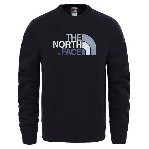 The North face heren sweater Drew Peak Crew - JK3 Tnf Black