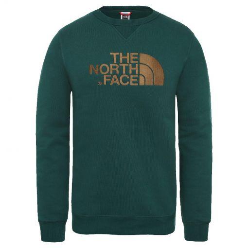 The North face heren sweater Drew Peak Crew - N3P Green