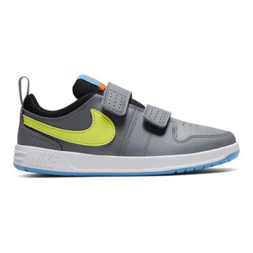 Nike junior schoen Pico 5 - 074 Smoke Grey