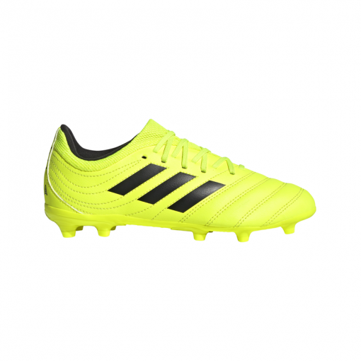 Adidas voetbalschoen Copa 19.3 FG junior - Syellow