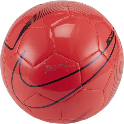 Nike voetbal Mecurial Fade Unisex Soc - 644 LASER CRIMSON/BLACK/BLACK