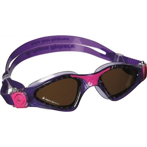 Aqua zwembril Kayenne Lady Polarized Lens - Violet/Pink