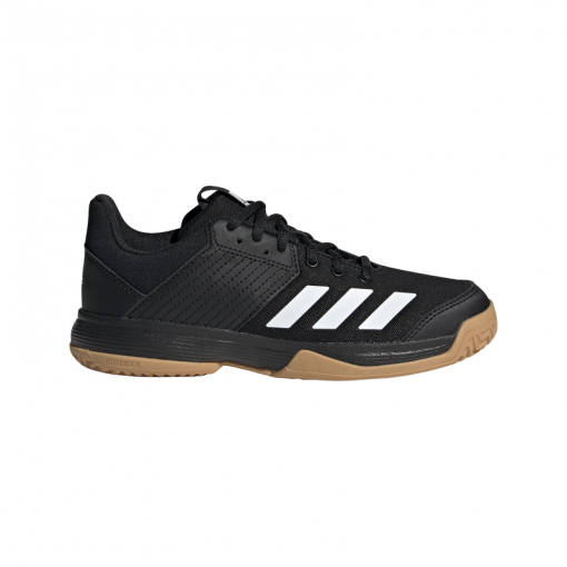 Adidas junior indoorschoen Ligra 6 Youth - Blauw