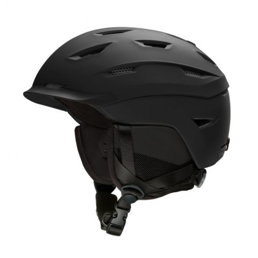 Smith senior skihelm Level - 9KS Black