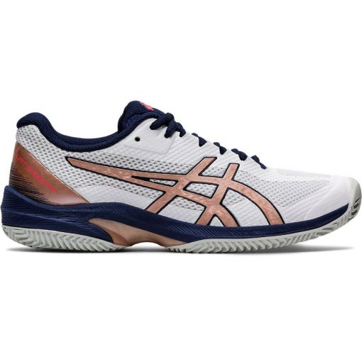 COURT SPEED FF CLAY - 103 WHITE/ROSE GOLD
