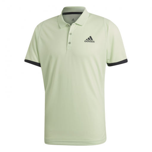 Adidas heren tennis polo Ny - Groen